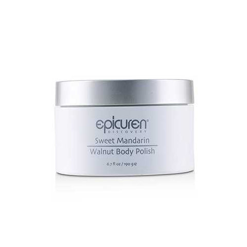 Sweet Mandarin Walnut Body Polish  190g/6.7oz
