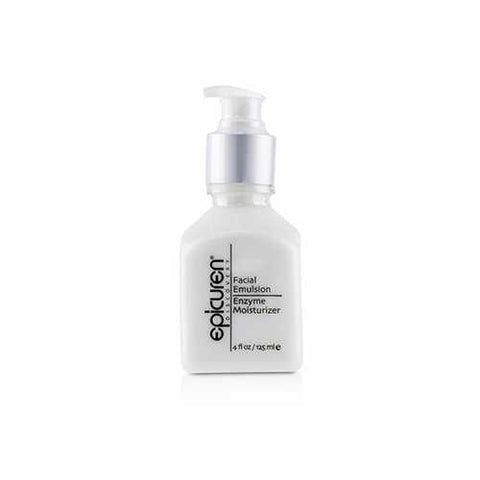 Facial Emulsion Enzyme Moisturizer - For Normal & Combination Skin Types  125ml/4oz