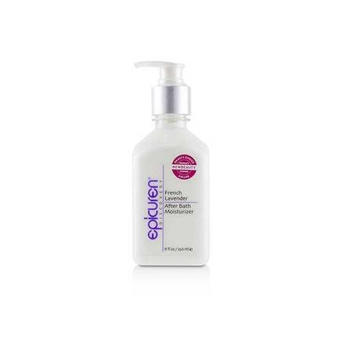 After Bath Moisturizer - French Lavender  250ml/8oz