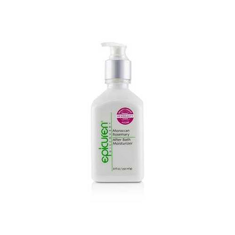 After Bath Moisturizer - Moroccan Rosemary  250ml/8oz