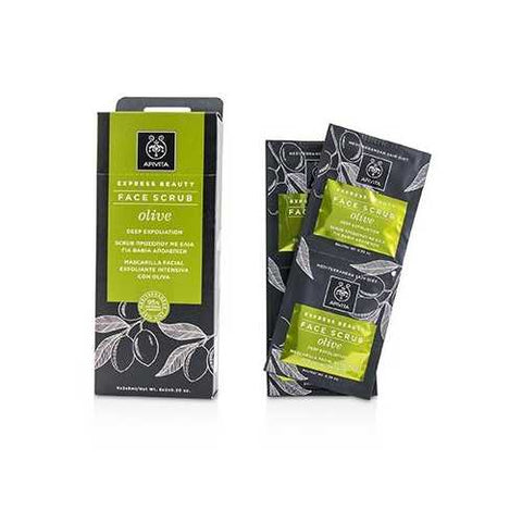 Express Beauty Face Scrub with Olive (Deep Exfoliation)  6x(2x8ml)