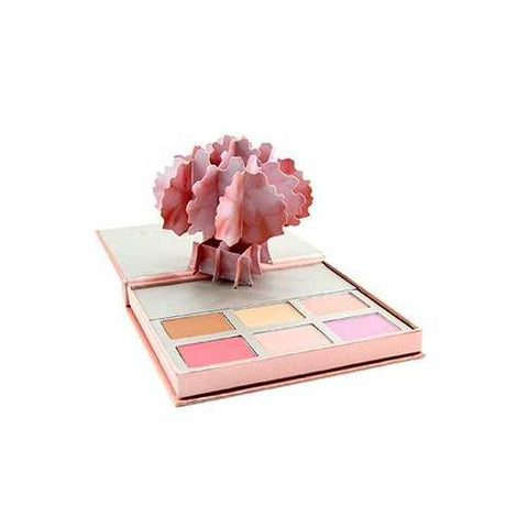 L'Arbre Illumine Cheek And Highlighter Palette  13.8g/0.49oz