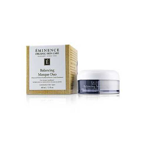 Balancing Masque Duo: Charcoal T-Zone Purifier & Pomelo Cheek Treatment - For Combination Skin Types  60ml/2oz