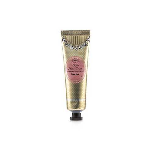Butter Hand Cream - Green Rose  75ml/2.5oz