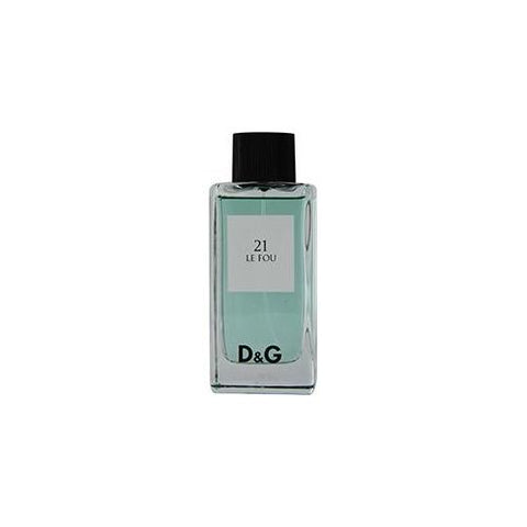 D & G 21 LE FOU by Dolce & Gabbana (MEN)