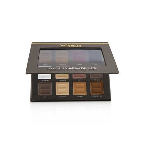 12 Color Pro Natural Eye Palette (12x Eyeshadow)  21.3g/0.73oz