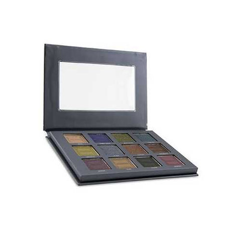 12 Color Pro Jewel Eye Palette (12x Eyeshadow)  17.28g/0.6oz