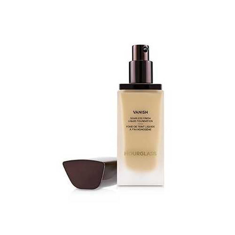 Vanish Seamless Finish Liquid Foundation - # Warm Ivory  25ml/0.84oz