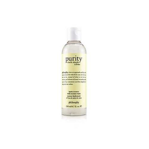 Purity Made Simple Hydra-Essence With Coconut Water  200ml/6.7oz