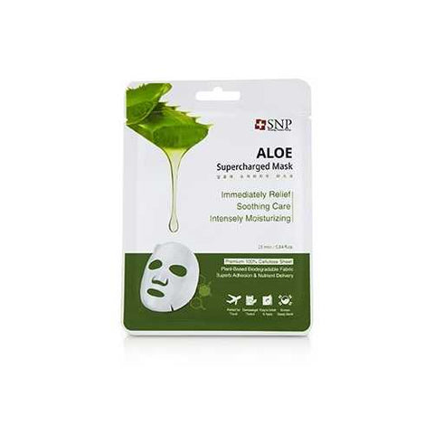 Aloe Supercharged Mask (Moisture & Soothing) 846510  10x25ml/0.84oz