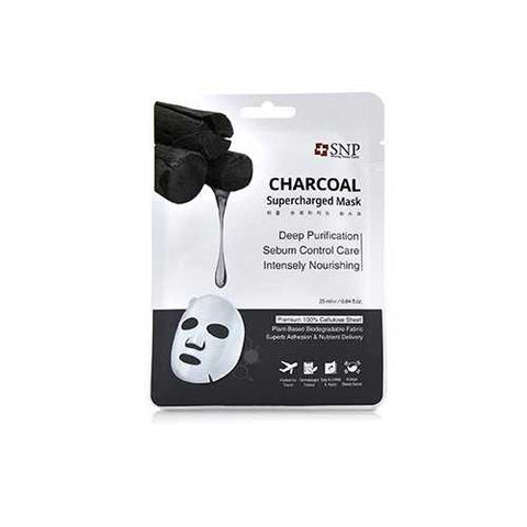 Charcoal Supercharged Mask (Purifying)  10x25ml/0.84oz