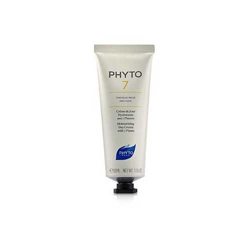 Phyto 7 Moisturizing Day Cream with 7 Plants (Dry Hair)  50ml/1.76oz