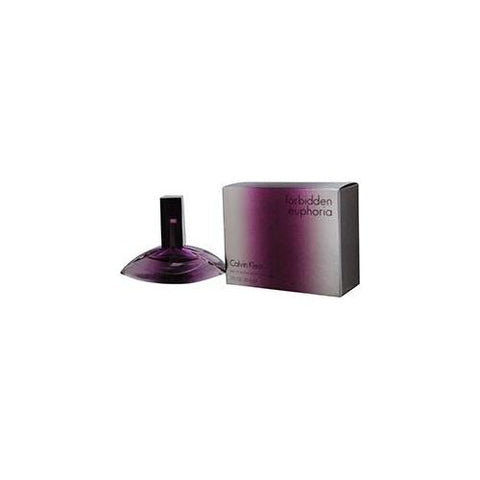EUPHORIA FORBIDDEN by Calvin Klein (WOMEN)