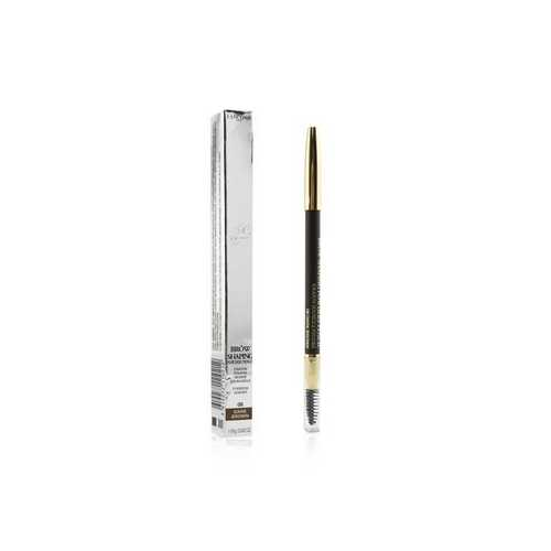 Brow Shaping Powdery Pencil - # 08 Dark Brown (Box Slightly Damaged)  1.19g/0.042oz