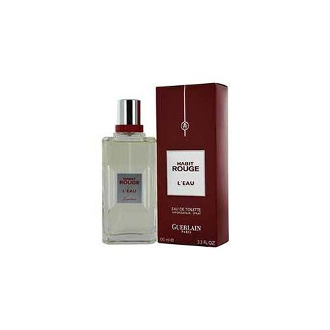 HABIT ROUGE L'EAU by Guerlain (MEN)