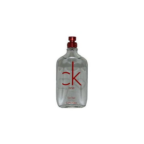 CK ONE RED EDITION by Calvin Klein (WOMEN)