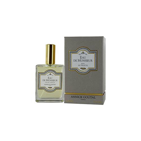 EAU DE MONSIEUR by Annick Goutal (MEN)