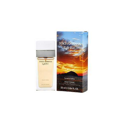 D & G LIGHT BLUE SUNSET IN SALINA by Dolce & Gabbana (WOMEN)