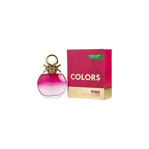 COLORS DE BENETTON PINK by Benetton (WOMEN)