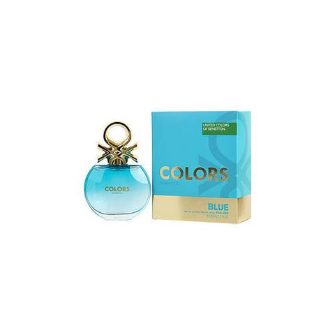 COLORS DE BENETTON BLUE by Benetton (WOMEN)