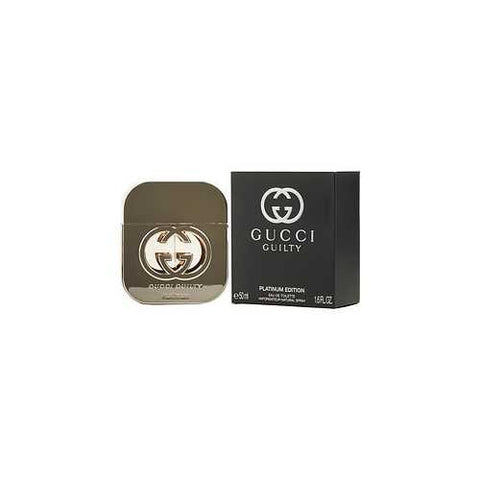 GUCCI GUILTY PLATINUM by Gucci (WOMEN)