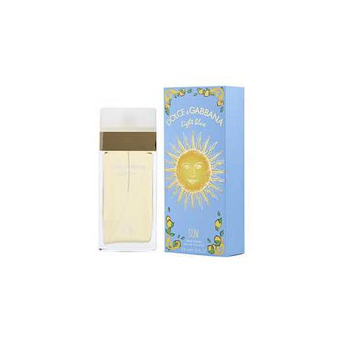 D & G LIGHT BLUE SUN by Dolce & Gabbana (WOMEN)