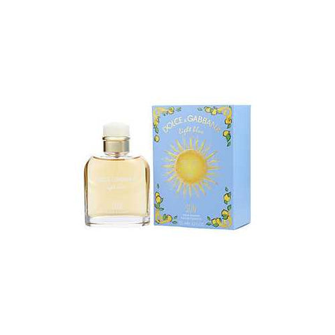 D & G LIGHT BLUE SUN by Dolce & Gabbana (MEN)