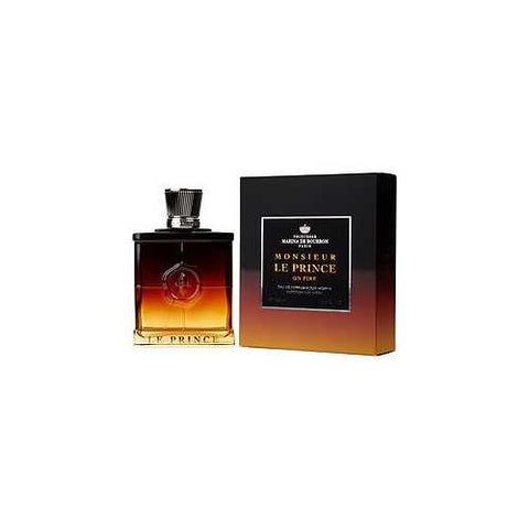 MARINA DE BOURBON MONSIEUR LE PRINCE ON FIRE by Marina de Bourbon (MEN)