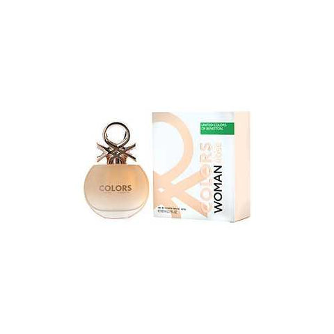 COLORS DE BENETTON WOMEN ROSE by Benetton (WOMEN)