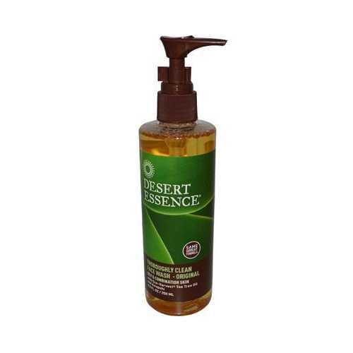 Desert Essence Thorough Clean Face Cleanser (1x8 Oz)