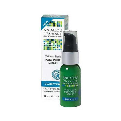 Andalou Naturals Willow Bark Pore Serum (1x1.1 Oz)