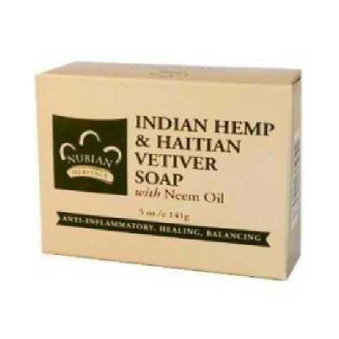 Nubian Heritage Indian Hemp (1x5OZ )