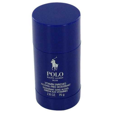 Polo Blue By Ralph Lauren Deodorant Stick 2.6 Oz For Men