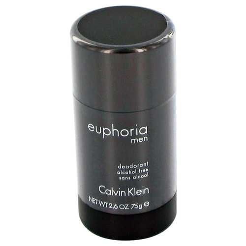 Euphoria By Calvin Klein Deodorant Stick 2.5 Oz For Men
