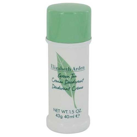Green Tea By Elizabeth Arden Deodorant Cream 1.5 Oz For Women
