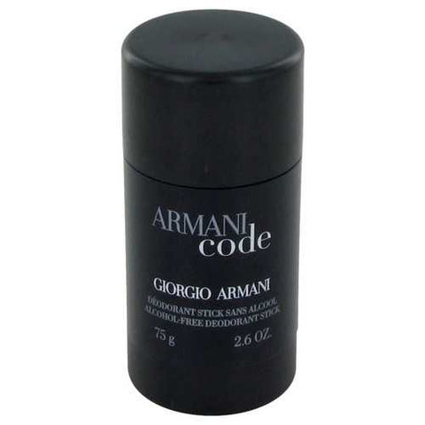 Armani Code By Giorgio Armani Deodorant Stick 2.6 Oz For Men