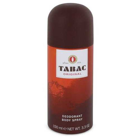 Tabac By Maurer and Wirtz Deodorant Spray Can 3.4 Oz For Men