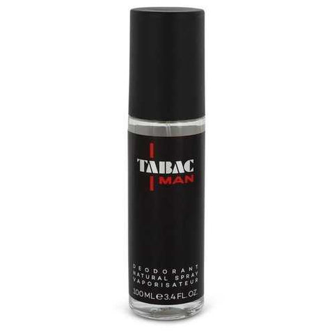 Tabac Man By Maurer and Wirtz Deodorant Spray 3.4 Oz For Men