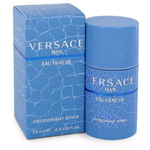 Versace Man By Versace Eau Fraiche Deodorant Stick 2.5 Oz For Men