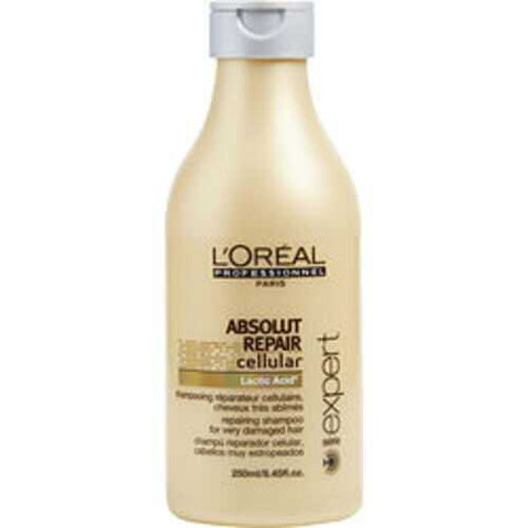 L'oreal Serie Expert Absolut Repair Shampoo For Very Damaged Hair 8.45 Oz For Anyone
