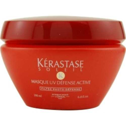 Kerastase Soleil Masque Uv Defense Active For Weakened And Color Treated Hair 6.8 Oz For Anyone