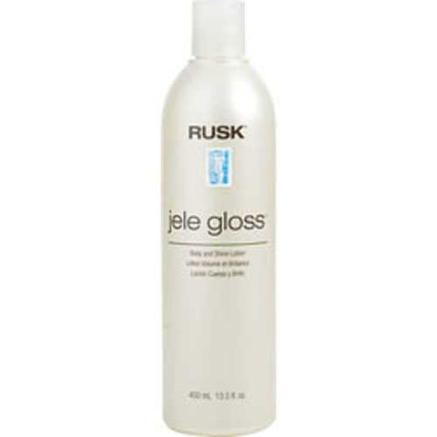 Rusk Design Series Jele Gloss Body And Shine Lotion 13.5 Oz For Anyone