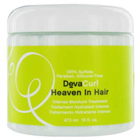 Deva Heaven In Hair Intense Moisture Treatment 16 Oz For Anyone