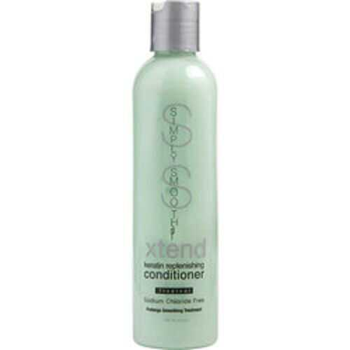 Simply Smooth Xtend Keratin Replenishing Conditioner Tropical Sodium Chloride Free 8.5 Oz For Anyone