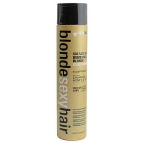 Sexy Hair Blonde Sexy Hair Sulfate-free Bombshell Blonde Conditioner 10.1 Oz For Anyone