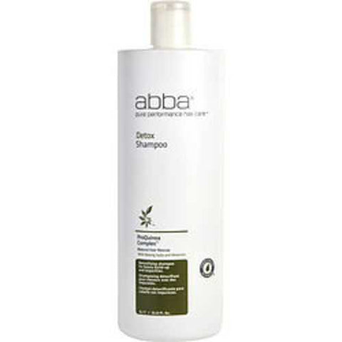 Abba Detox Shampoo 33.8 Oz (new Packaging) For Anyone