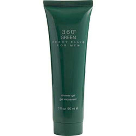 Perry Ellis 360 Green Shower Gel 3 Oz For Men
