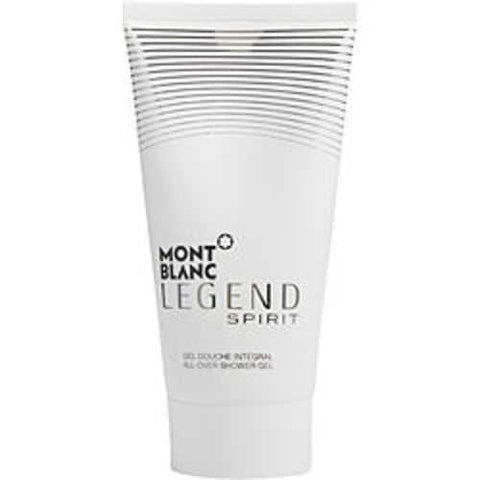 Mont Blanc Legend Spirit All Over Shower Gel 5 Oz For Men
