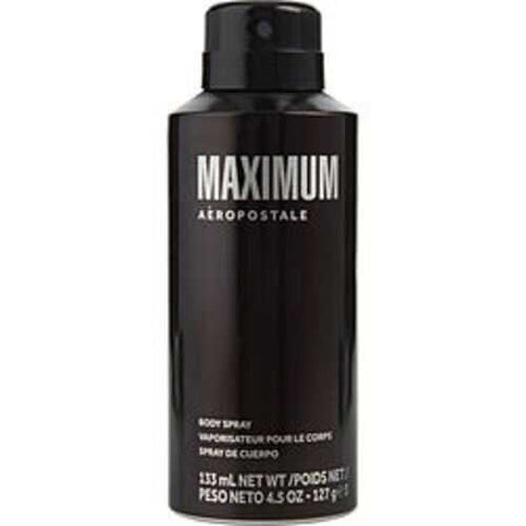 Aeropostale Maximum Body Spray 4.5 Oz For Men