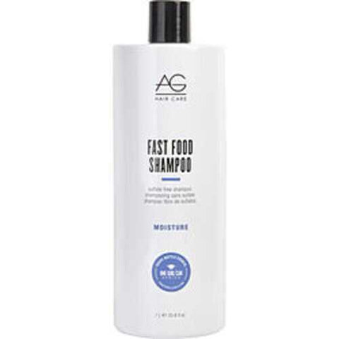 Ag Hair Care Fast Food Sulfate-free Shampoo 33.8 Oz For Anyone
